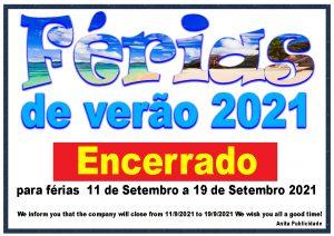 Ferias banner
